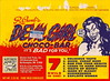 R. Crumb's Devil Girl Choco-Bar Wrapper (Donald Deveau) Tags: chocolate wrapper robertcrumb kitchensink devilgirl chocobar