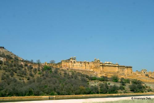 Amer Fort, Jaipur, February 2015