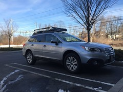 (Flsimages) Tags: road camping nature forest silver mud offroad 4x4 connecticut ct off dirt subaru subaruoutback modified outback ambassador custom northeast winch rugged offroading overland lifted fabrication 4wheel overlanding