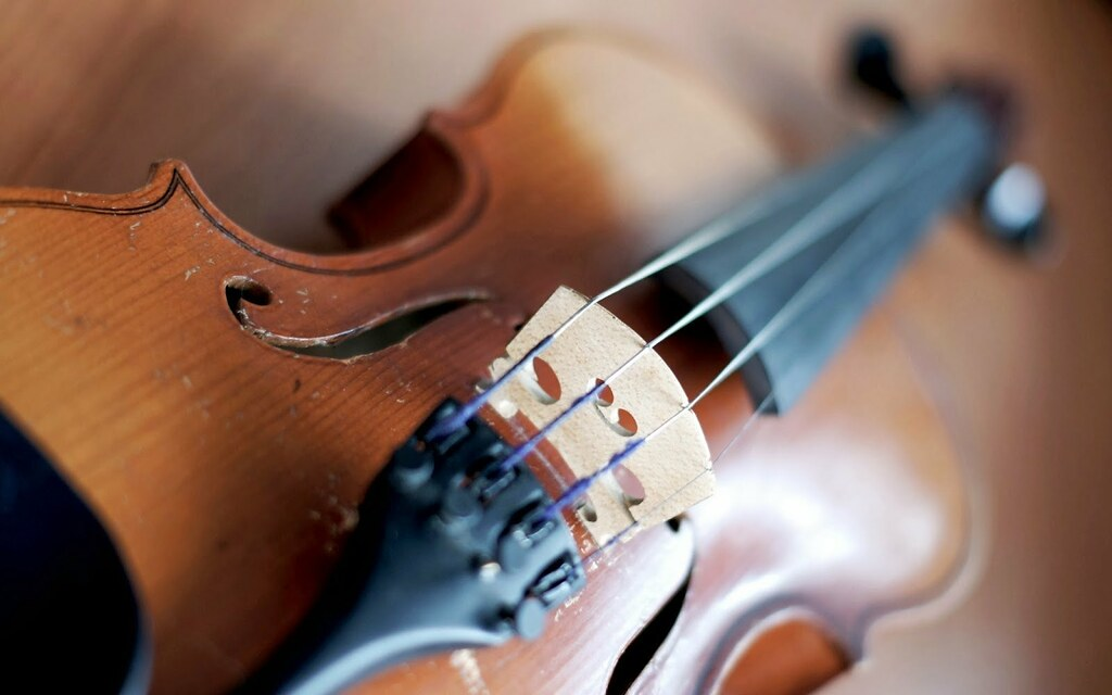 The World's Best Photos of violin and wallpaper - Flickr