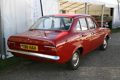 1970 Ford Escort 1100 base