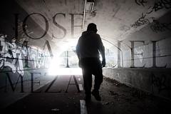 Jose Manuel Meza (edhuortiz) Tags: street urban muro art luz way walking arte walk jose primo strong urbano sombras