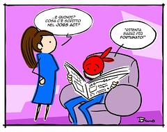 superd family 03mini (ilsuperdisoccupato) Tags: italia fumetti bruno satira socialismo larepubblica crisi disoccupazione precariato superdisoccupato
