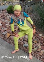 HippMe Shirt (TriMaLo #IndiWieDuelles {Web:Design;}) Tags: world marylou beate farbenfroh mannes prinzessin farbenmix tunika janeas häkeltunika zwergenschön mixshirt hippme