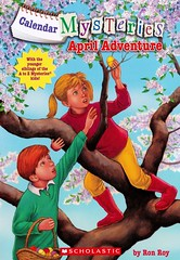 April Adventure (Vernon Barford School Library) Tags: new school fiction mystery sisters easter four reading book spring high twins treasure brothers sister cousins brother library libraries 4 reads twin books siblings read paperback adventure cover junior april novel cousin covers bookcover sibling middle vernon quick recent qr bookcovers paperbacks mysteries novels fictional treasurehunt barford softcover quickreads treasurehunts quickread vernonbarford mysteryfiction softcovers mysterystory ronroy johnstevengurney mysterystories 9780545253093 calendarmysteries