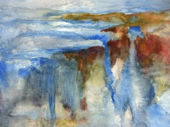 Ice walls - In my Iceland dreams (Ker Kaya) Tags: ice iceland dreams fz200 kerkaya blue bleu abstract aquarelle water watercolor watercolour art painting waterfall waterscape cliffs white catchycolors bluewhite fdekerkaya ker kaya artist photography dmcfz200 kerkayaphotography