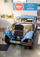 "Wikov 35 ""Labu"" (1931) (The Adventurous Eye) Tags: show classic 1931 fair historic brno veteran 35 2015 labu veletrh vetern wikov classicshowbrno"