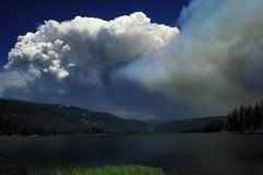 smoke plume