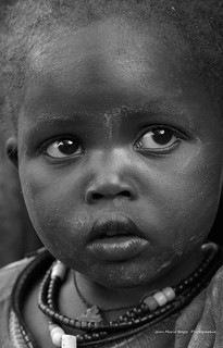 Enfant a Konso - Omo valley