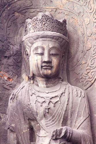 Bodhisattva, Ancestor Worshipping Temple (奉先寺, fèng xiān sì)