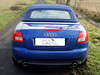 Audi A4 Verdeck