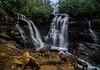 Soco Falls (Bradley Nash Burgess) Tags: longexposure creek waterfall nc nikon northcarolina d7000