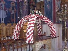 Επιτάφιος εκκλησίας Αγίου Αλεξίου DSC03776 (amalia_mar) Tags: λουλούδια εκκλησία λευκό άνοιξη κόκκινο πάσχα επιτάφιοσ sonyericssone10i μπαρασκευή αγαλέξιοσ aigioachaiagreece