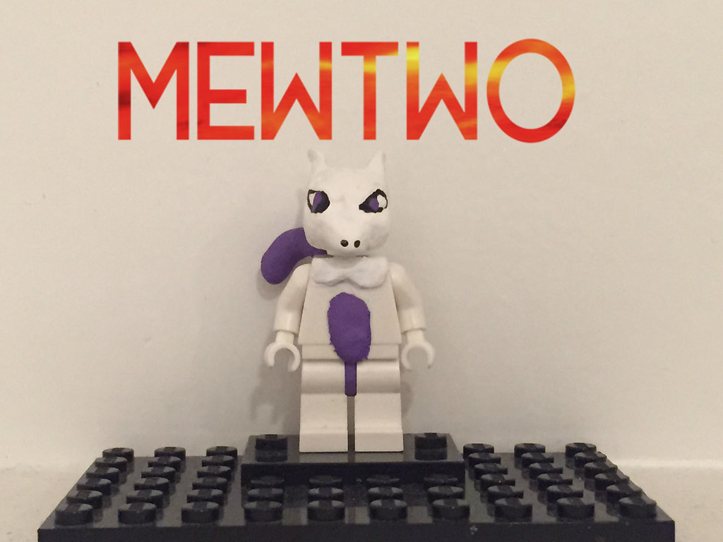 The Worlds Newest Photos Of Lego And Mewtwo Flickr Hive Mind