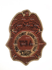 DEA Special Agent (Afghanistan) (Nate_892) Tags: new york usa afghanistan ice field justice office marine commerce interior secret united police security special alcohol badge drug service agent states enforcement patch protective dhs federal tobacco immigration officer noaa atmospheric kabul homeland customs refuge fps dea firearms atf oceanic fisheries doj usss nmfs
