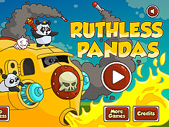 熊貓大反擊(Ruthless Pandas)