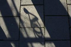 Rolling home (raumoberbayern) Tags: shadow abstract munich mnchen lock minimal schloss schatten robbbilder