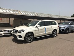 GLS500 2016 (mb.560600.kuwait) Tags: new red color g showroom mercedesbenz kuwait gt suv amg gts g500 2016 2015 gl500 gls500 g63