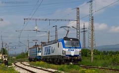 Through Kremikovtsi (Radler.z) Tags: station bobo siemens cargo railways tests 192 bulgarian 962 pimk bdz vectron 46124 le5100 kremikovtsi