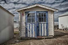 20160502-Texel-meivakantie2016-83_HDR (studio waterpieper) Tags: strand wadden onthebeach noordzee texel beachhouse strandhuisjes ophetstrand