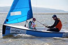 DSC07771-e.jpg (Mac'sPlace) Tags: west club kirby sailing racing firefly dinghy westkirby 2016 wilsontrophy wksc