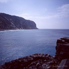 20160320-13 (GenJapan1986) Tags: 2016 fujifilmgf670wprofessional         6x6 film tokyo island travel  japan sea pacificocean landscape niijima fujifilmprovia400x
