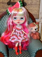 My Little Watermelon Girl
