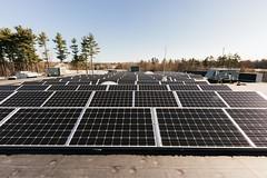 Solar Array (Allagash Brewing) Tags: green portland solar energy power maine brewery allagash