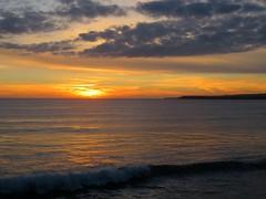 2015 Lahinch - Last Night in Ireland (murphman61) Tags: ocean county ireland sunset sea evening bay clare waves dusk ire lehinch anclr anchlir wildatlanticway