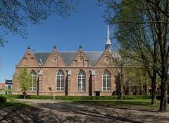 Leeuwarden - Jacobijnenkerk (grotevriendelijkereus) Tags: city holland church netherlands town gothic nederland center medieval historic centrum kerk friesland stad leeuwarden gotisch historisch binnenstad middeleeuws
