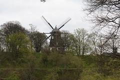 Windmill in Kastellet (Ari_Sarah_Erik_Leifur) Tags: copenhagen denmark kastellet
