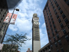 Baltimore & Vicinity 2016 Bromo Seltzer Tower (wheeltoyz) Tags: city building tower md maryland charm baltimore orioles bromo seltzer 2016