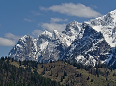 Wilder Kaiser (Michael Keyl) Tags: mountain alps landscape grate outdoor berge alpen kufstein gipfel wilderkaiser