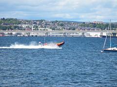 Dundee Road Bridge (nz_willowherb) Tags: scotland fife visitors openday wormit boattrips wormitboatingclub ribrob