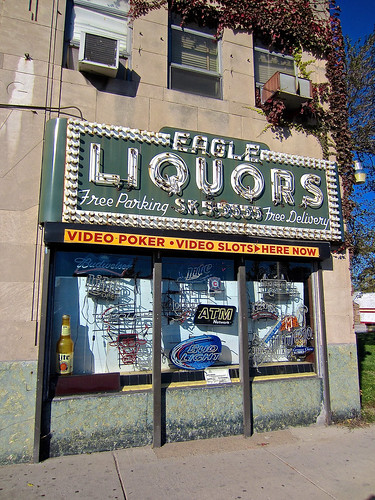 Eagle Liquors, Chicago Heights, IL