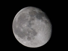17.75  Pentaxxg1 Moon (tostomo) Tags: moon pentaxxg1