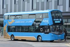 435 (Callum's Buses & Stuff) Tags: blue bus buses volvo airport edinburgh haymarket lothian lothianbuses edinburghbus airlink b5tl busesedinburgh buseslothianbuses sa15vto