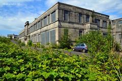 (Zak355) Tags: school building abandoned scotland scottish academy derelict bute rothesay isleofbute