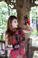 IMG_8728- (monkeyvista) Tags: show girls portrait cute sexy beautiful beauty canon asian photo women asia pretty shoot asians gorgeous models adorable images cutie full frame kawaii oriental sg glamor    6d     gilrs   flh