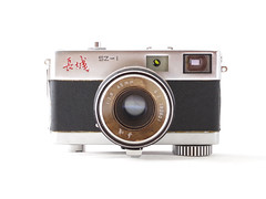 Great Wall SZ-1 01 () Tags: china camera bw white black classic film 35mm vintage beijing rangefinder retro