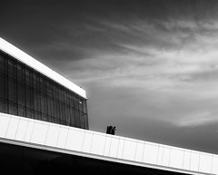 What's Left Behind (a g n  s) Tags: oslo operahouse
