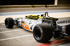 Peter Revson - 1971 Yardley McLaren M19A at the 2016 Silverstone Classic Media Day (Photo 1) (Dave Adams Automotive Images) Tags: cars car nikon track racing silverstone mclaren nikkor circuit 1973 motorracing motorsport autosport yardley daveadams mediaday 2016 silverstoneclassic daai motorrace m19a peterrevson daveadamsautomotiveimages wwwdaaicouk davedaaicouk 1973yardleymclarenm19a
