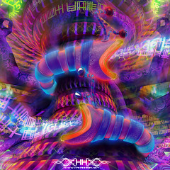 "Noetic Vortex (Detail) • <a style=""font-size:0.8em;"" href=""http://www.flickr.com/photos/132222880@N03/27717120830/"" target=""_blank"">View on Flickr</a>"