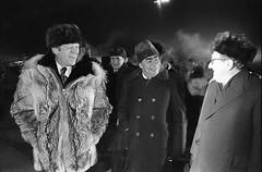 President Ford, General Secretary Leonid Brezhnev, and Kissinger speaking informally at the Vladivostok Summit in 1974 [800x526] #HistoryPorn #history #retro http://ift.tt/1rvGH2U (Histolines) Tags: history ford 1974 general president retro summit timeline secretary vladivostok speaking kissinger leonid brezhnev vinatage informally historyporn histolines 800x526 httpifttt1rvgh2u