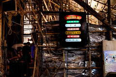 DSCF1026 Preparation (Scofield Chan) Tags: street art hongkong opera folk snapshot culture fujifilm streetphoto drama fujinon chineseopera chineseculture streetsnap xt1 fujinon35mm fujinon55200mm
