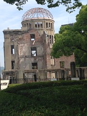 Atomic Bomb Dome, Hiroshima (ijiwaru jimbo) Tags: atomicbomb abombdome