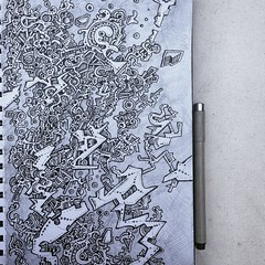 Abstract pattern drawing (nikita_grabovskiy) Tags: art artist drawing paining color pencil tattoo tattoos arts artists draw drawings sketches sketch design pattern patterns abstract paintings painter paint create creative colors artwork artworks cool pen modern contemporary creativity artistic zentangle mandala mandalas zentangles doodle doodles doodling print prints black surrealism surreal collage image images picture pictures zen henna arte artista dibujo pintura tatuaje lápiz artiste tatouage dessin couleur peinture crayon арт художник карандаш рисунки рисунок узор узоры картина искусство татуировка