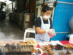 Marketplace Market Stall Thailand Thaifood Thai Style Thai Food Bangkok Samut Prakan Asian Women Asian  ASIA (markusg2010) Tags: asian thailand asia bangkok marketplace thaifood marketstall thaistyle samutprakan asianwomen