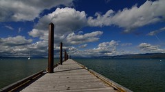 Pope Beach, South Lake Tahoe, CA (www.EyePics.net) Tags: california usa horizontal landscape wideangle manual gaurav southlaketahoe waterscape manualexposure popebeach tokina116atx nikond7000 kavathekar gauravkavathekar wwweyepicsnet