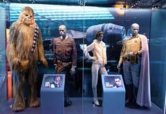 DSC_7878 (slamto) Tags: starwars princessleia chewbacca hansolo landocalrissian movieprop identities